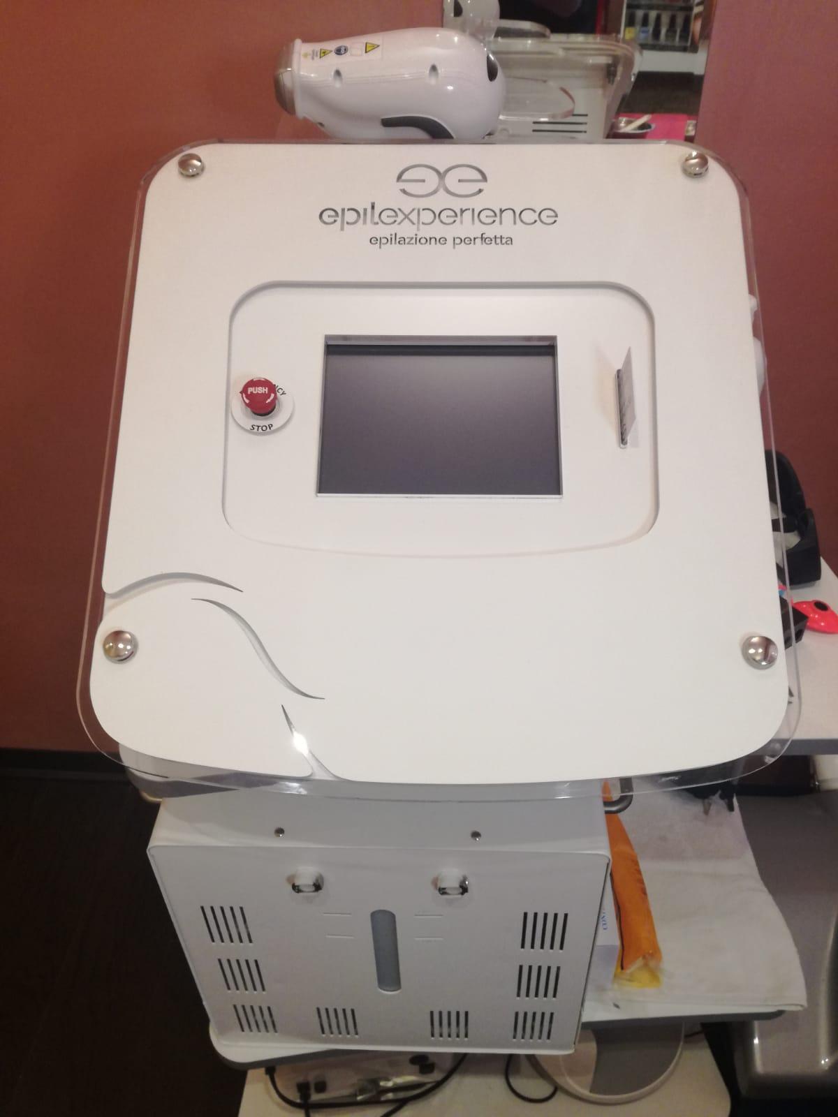 epilazione laser a diodo monte sacro roma