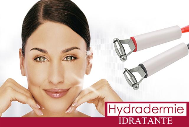 trattamento hydradermie idratante guinot centro estetico le orme roma